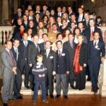 Die Ur-Enkel des seligen Fürsten in Rom