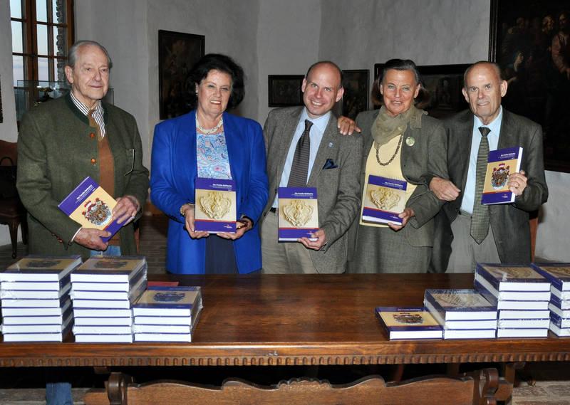 Einige Mitglieder der Familie Batthyány