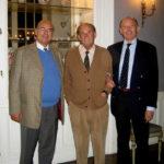 Die Brüder Adam Grf. Batthyány, Ladislaus Pascal Frst. Batthyány-Strattmann, Franz Graf Batthyány