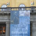 Fürst Batthyány mit seinem Bruder Ádám Graf Batthyány in Körmend