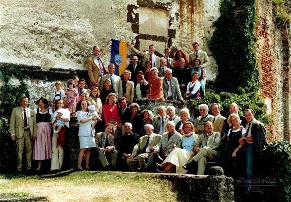Ein Familientag auf der Burg Güssing