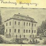 Pongracz_Pressburg_house