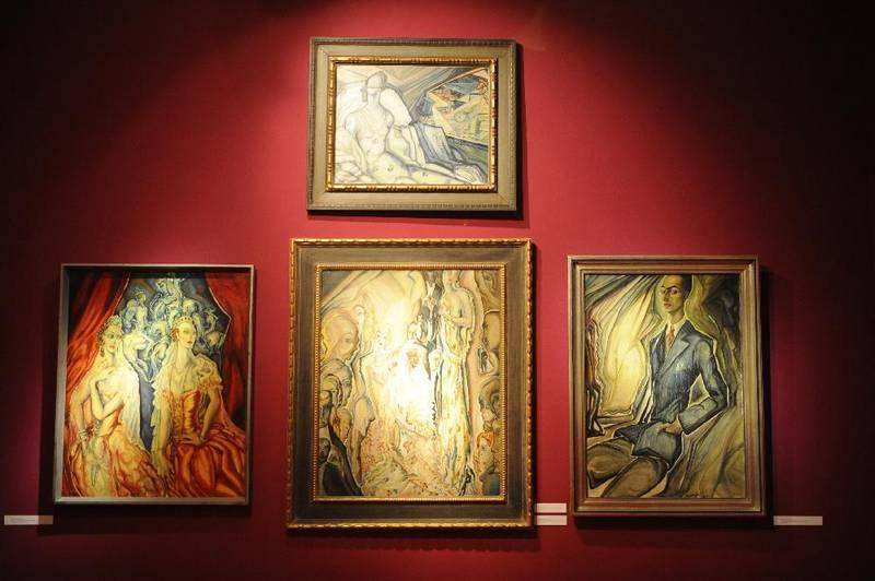 Die Ausstellung in Budapest