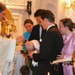 Taufe von Eleonore Batthyány
