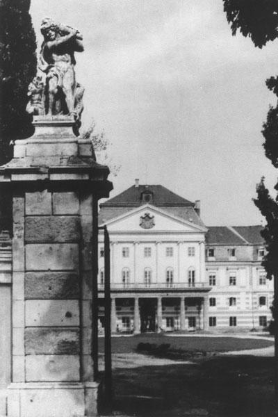 Schloss Körmend